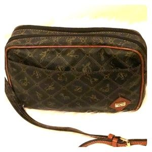 Authentic Rondo Leather Purse
